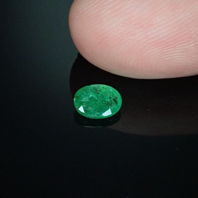 .63ct  Panjshir Emerald