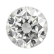 0.15 Carat Natural Round Diamond (G/VS) - 3.40 mm