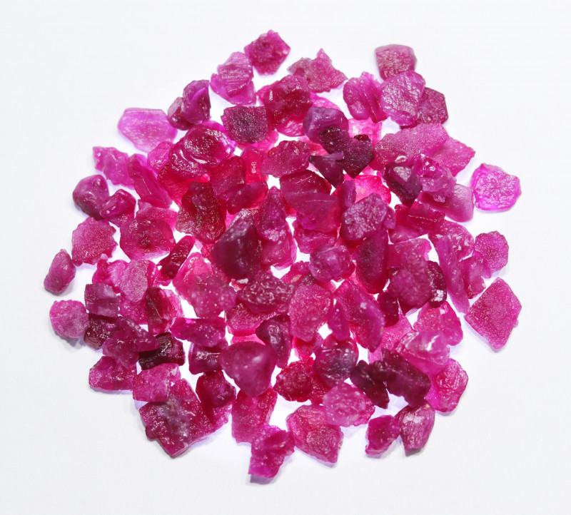 20 GRAMS/  100 Cts RUBY ROUGH FROM BURMA[MYANMAR] [F8162  ]