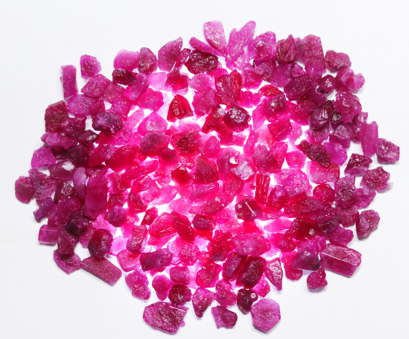 40 GRAMS/  200 Cts RUBY ROUGH FROM BURMA[MYANMAR] [F8174]