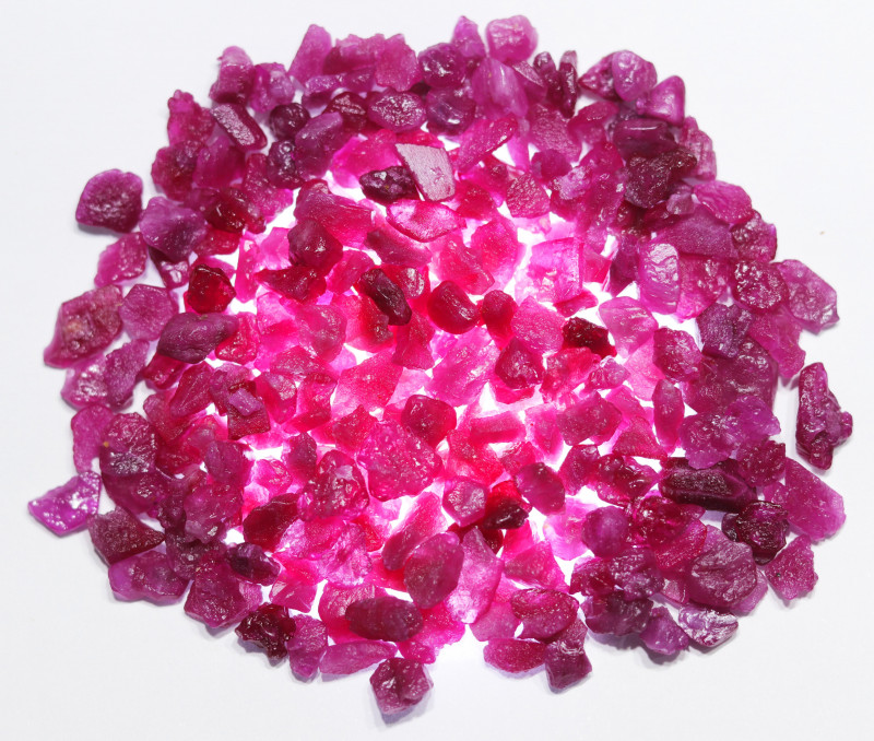 40 GRAMS/  200 Cts RUBY ROUGH FROM BURMA[MYANMAR] [F8176]