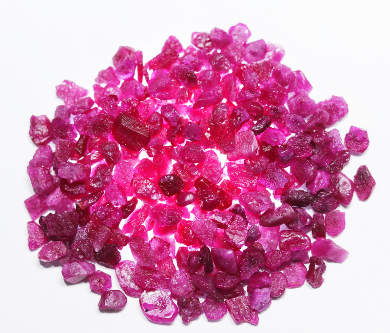 40 GRAMS/  200 Cts RUBY ROUGH FROM BURMA[MYANMAR] [F8178]