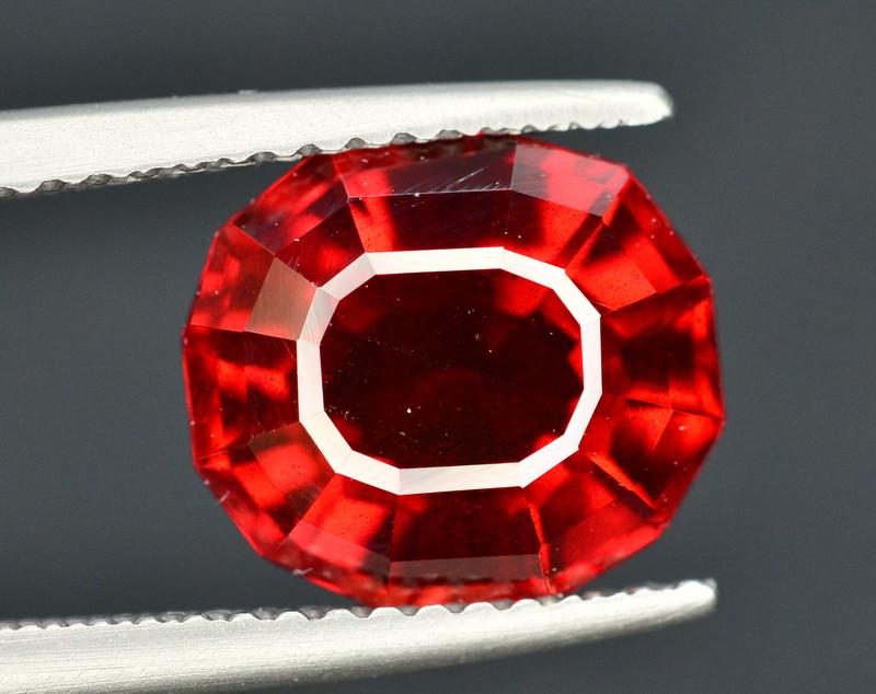 3.85  Ct Marvelous Color Natural Spessartite Garnet
