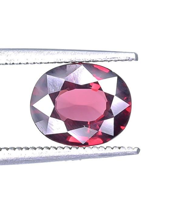 2.37  Crt Natural Rhodolite Garnet Faceted Gemstone.( AB 11)