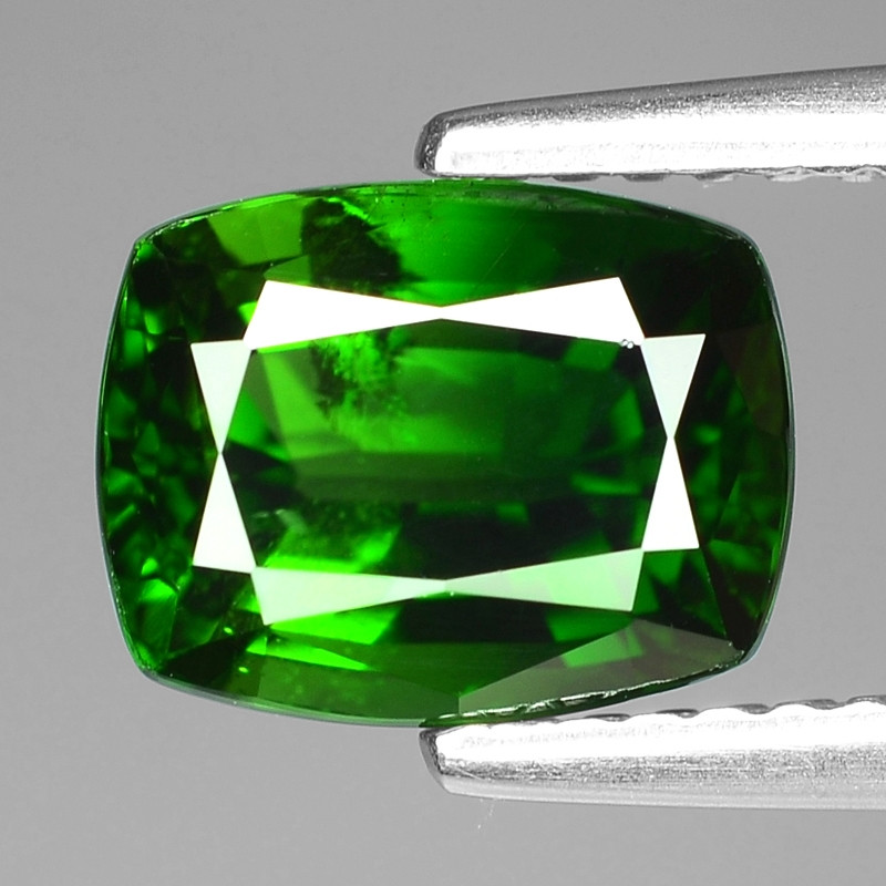 2.48 Carat No Treatment AAA Green Color Natural Tourmaline Gemstone