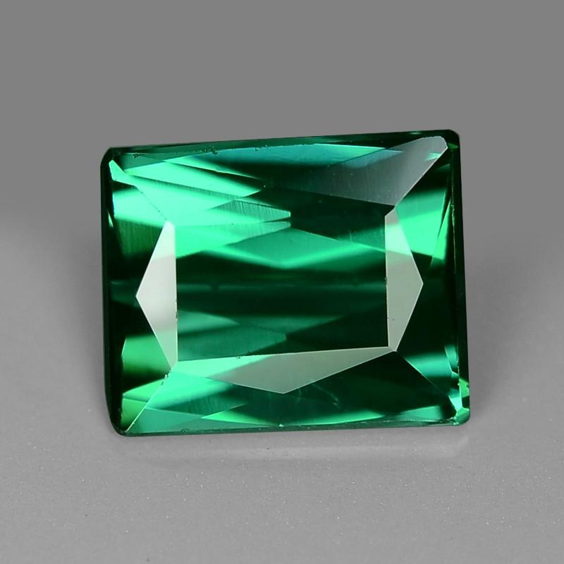 1.01 Carat No Treatment AAA Bluish Green Color Natural Tourmaline Gemstone