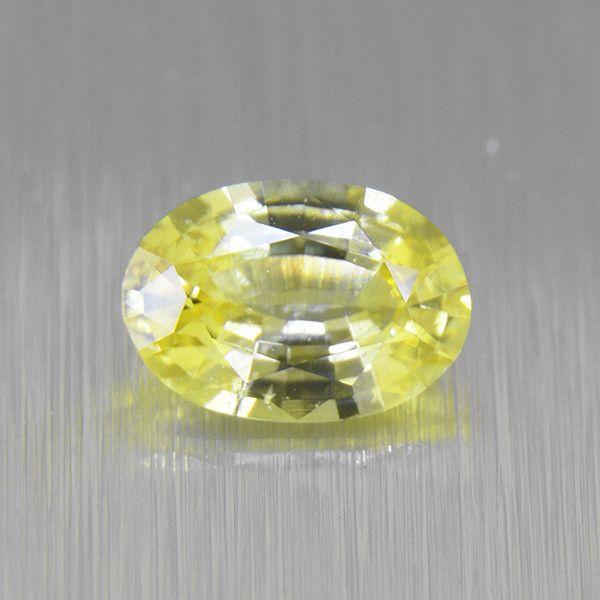 Ceylon Yellow Sapphire 0.73ct well-cut & good brilliance (01658)