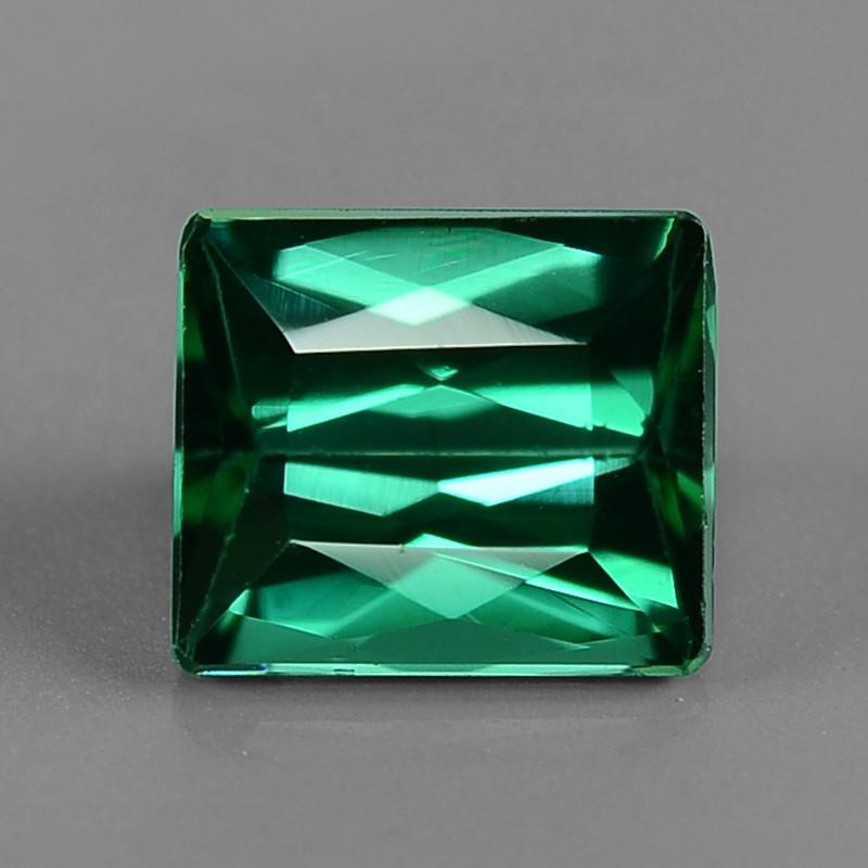 0.80 Carat No Treatment AAA Greenish Blue Color Natural Tourmaline Gemstone