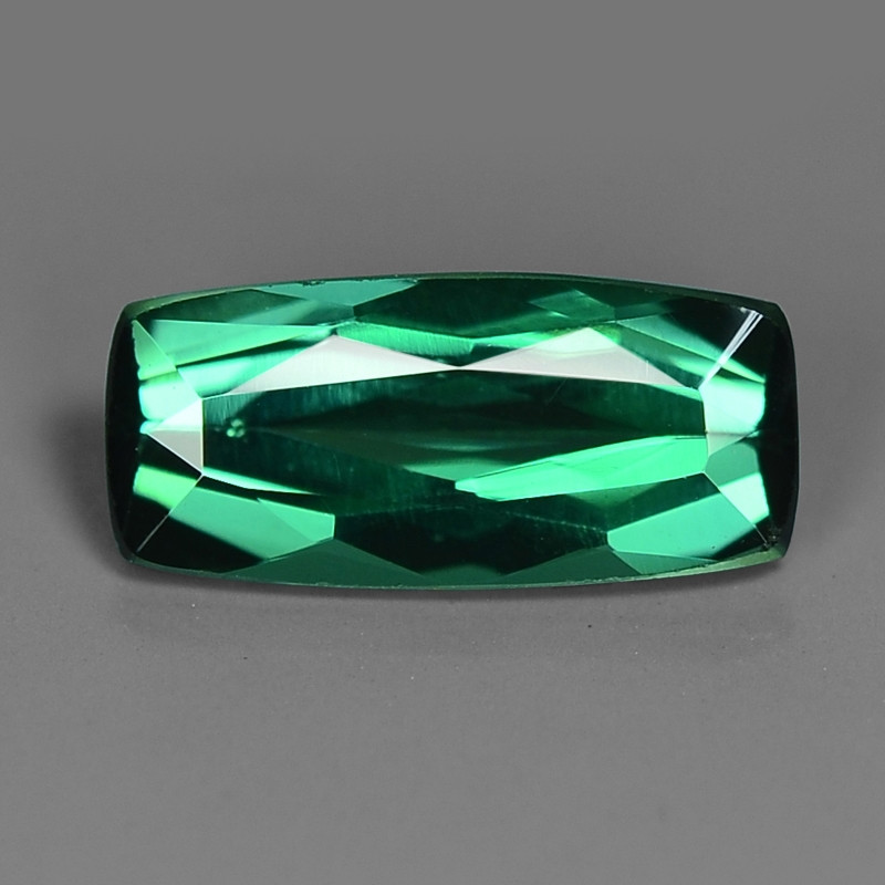 0.94 Carat No Treatment AAA Green Color Natural Tourmaline Gemstone