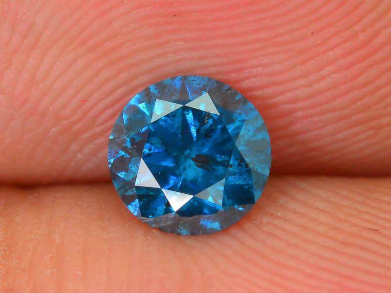 0.59 ct  Blue Diamond SKU-15