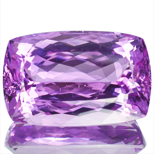 83.14 Cts Natural Pink Kunzite Cushion Cut Afghanistan
