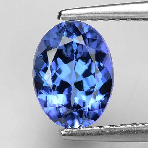 1.50 Cts Violet Blue Color Natural Tanzanite Gemstone