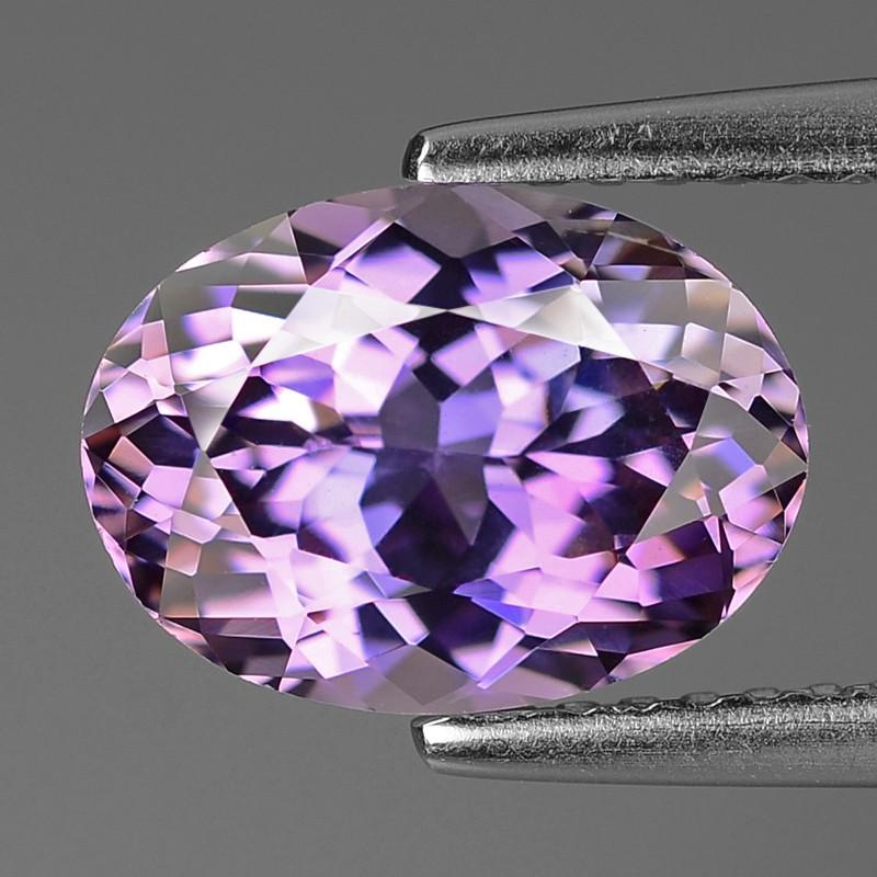 2.42 Carat Unheated World Very Rare Pink Color Tanzanite Gemstone