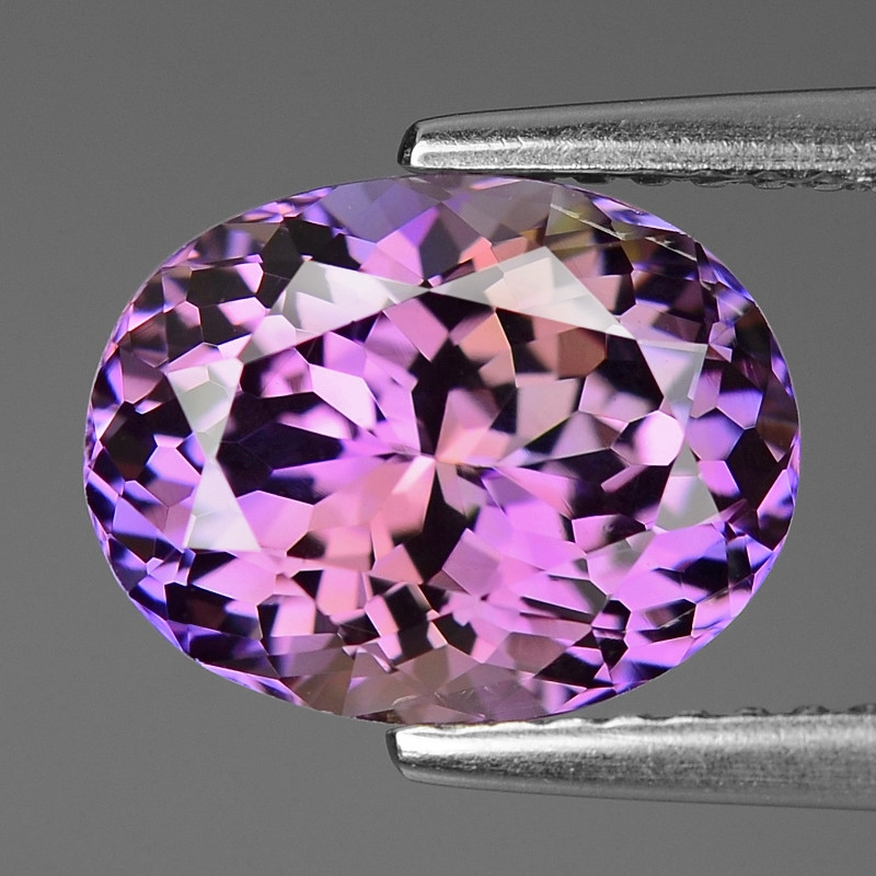 3.49 Carat Unheated World Very Rare Pink Color Tanzanite Gemstone