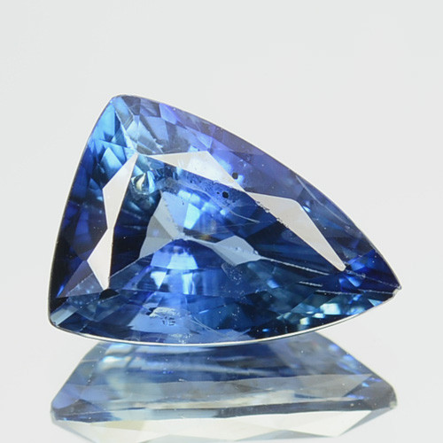 1.86 Cts Awesome Natural Blue Sapphire Sri Lanka Gem