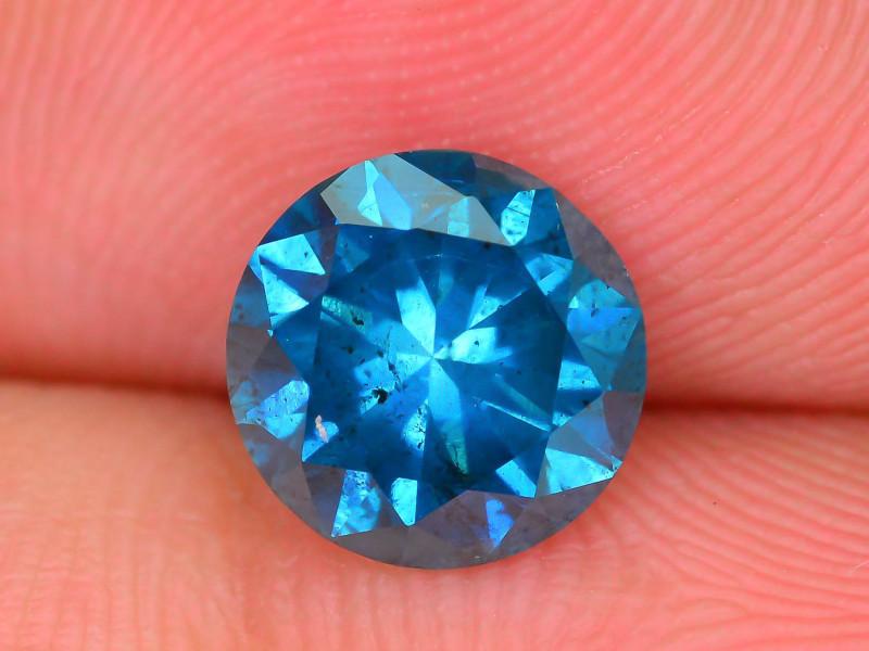 Top Grade 1.46 ct Blue Diamond SKU-16