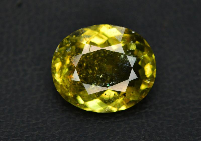 AIG~Cert Marvelous Color 5.52 Ct Natural Paraiba Tourmaline