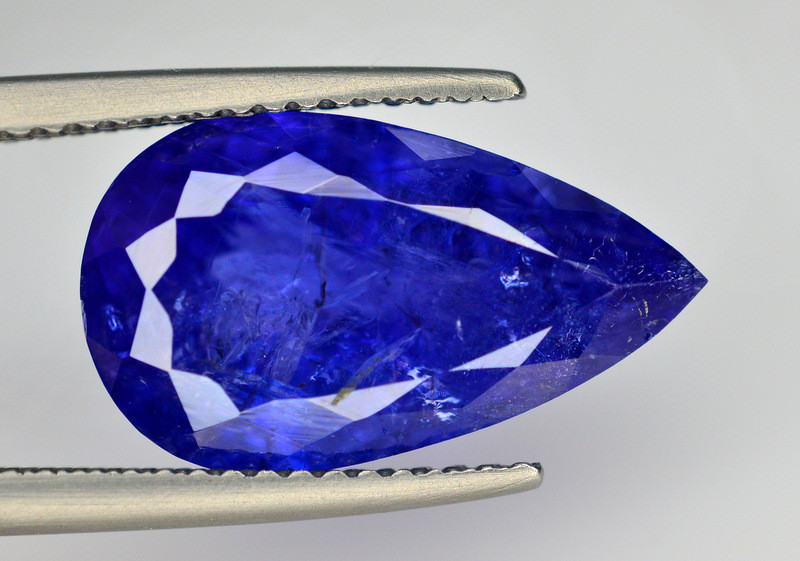 AAA Color 8 Ct Natural Tanzanite ~ Amazing Color