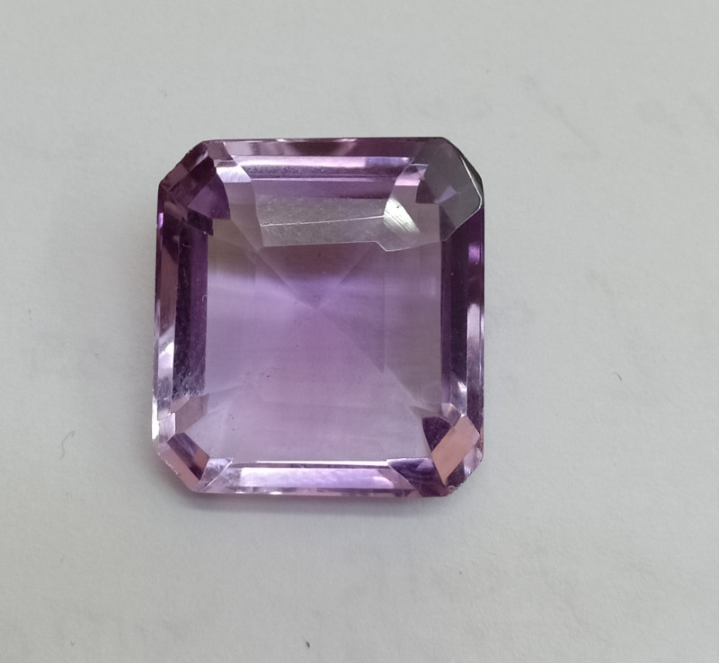15CT AMETHYST NATURAL Untreated GEMSTONE VAF233