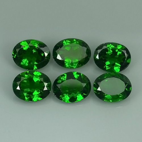 15.40 CTS ATTRACTIVE ULTRA RARE NATURAL CHROME DIOPSIDE