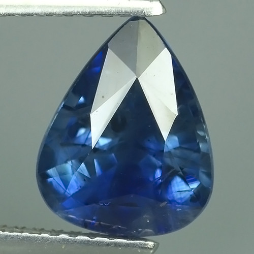 CERTIFIED 2.760 CTS AWESOME BLUE SAPPHIRE HEATED FACETED GENUINE
