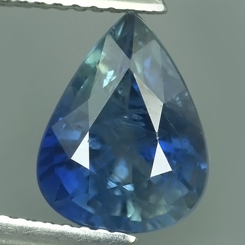 CERTIFIED 3.392 CTS AWESOME BLUE SAPPHIRE HEATED FACETED GENUINE