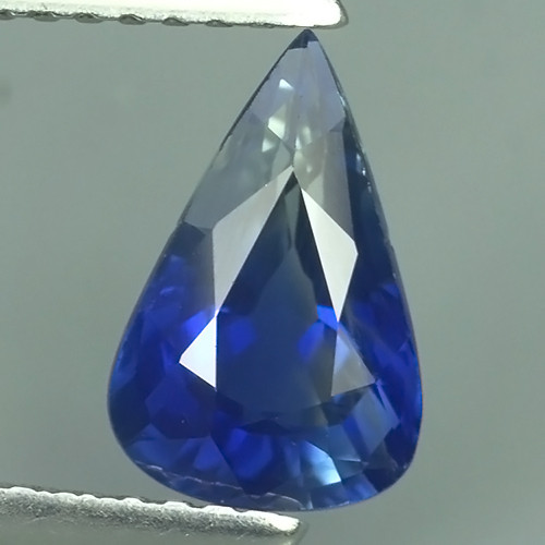 CERTIFIED 1.877 CTS EXCEPTIONAL NATURAL SAPPHIRE BLUE MADAGASCAR