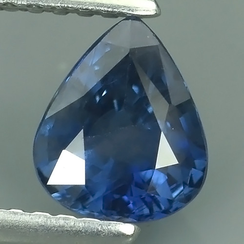 CERTIFIED 1.254 CTS NATURAL! BEAUTIFUL BLUE MADAGASCAR SAPPHIRE