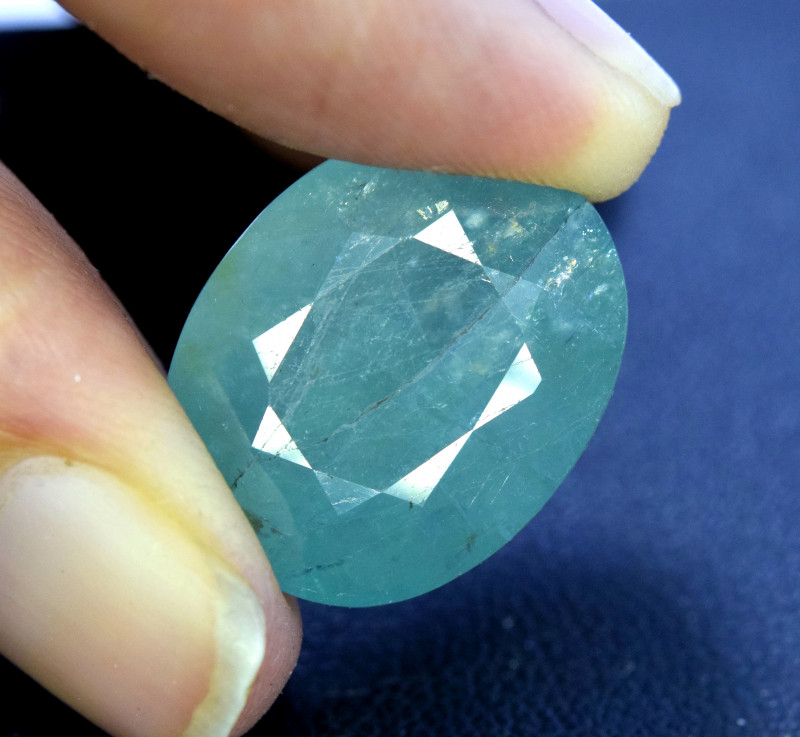 11.80 Carats Natural Rare Grandidierite Gemstone