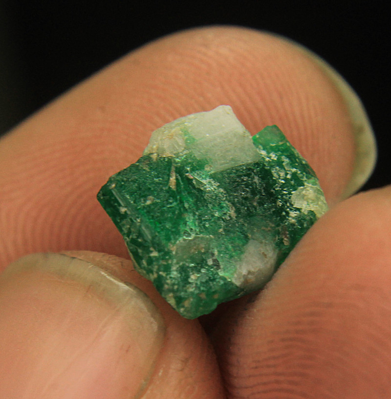 Natural Swat Emerald Crystal From Swat Pakistan