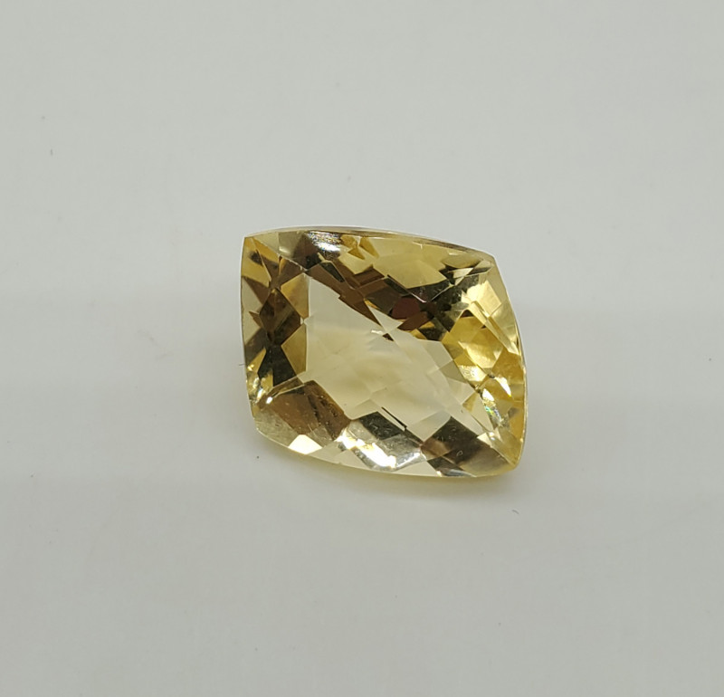 7.40 Cts Citrine Fancy Cut Loose Natural UnTreated F19