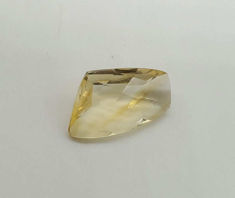 3.10 Cts Citrine Fancy Cut Loose Natural UnTreated F22