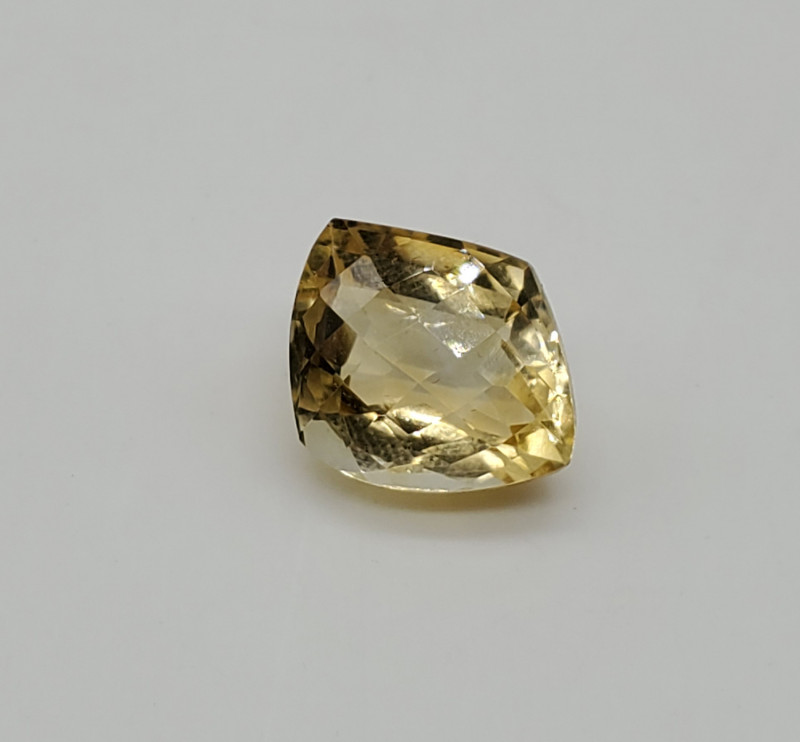 7.81 Cts Citrine Fancy Cut Loose Natural UnTreated F24