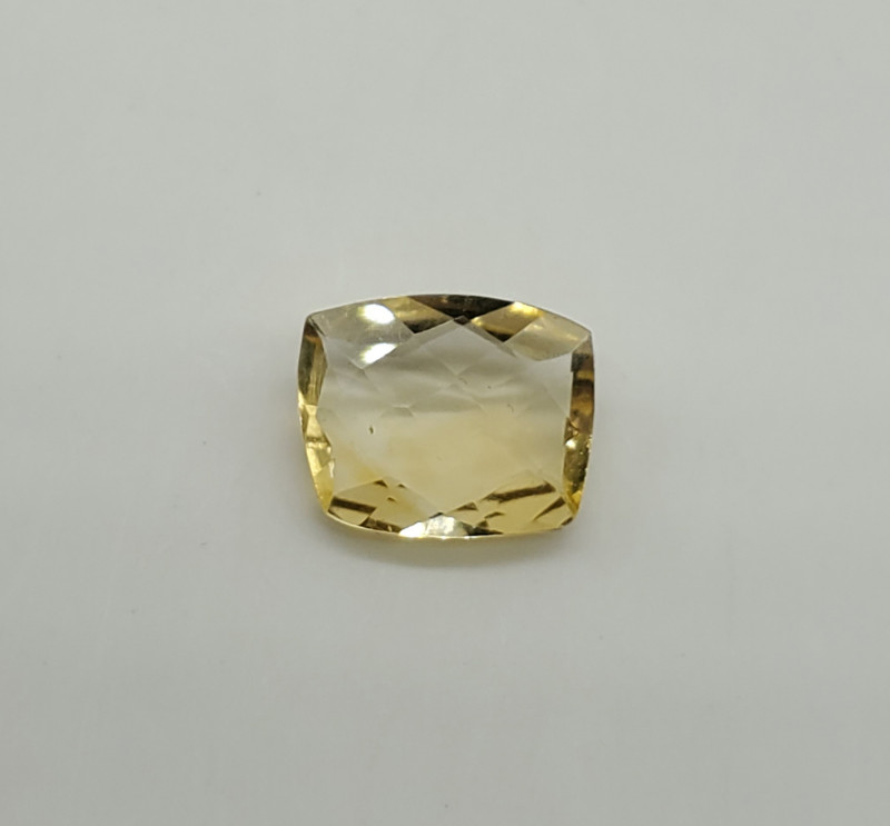 4.04 Cts Citrine Fancy Cut Loose Natural UnTreated F27