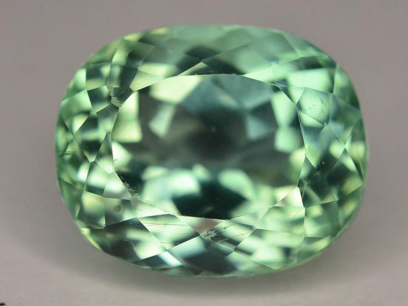 8.50 Ct Green Spodumene Gemstone From Afghanistan~ G AQ