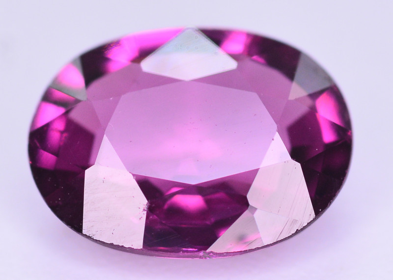 1.70 ct Grape Garnet one of a Kind Fire Mozambique T
