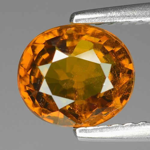 2.11 Cts Stylish Top New Rare Untreated Mali Garnet ~ MR1