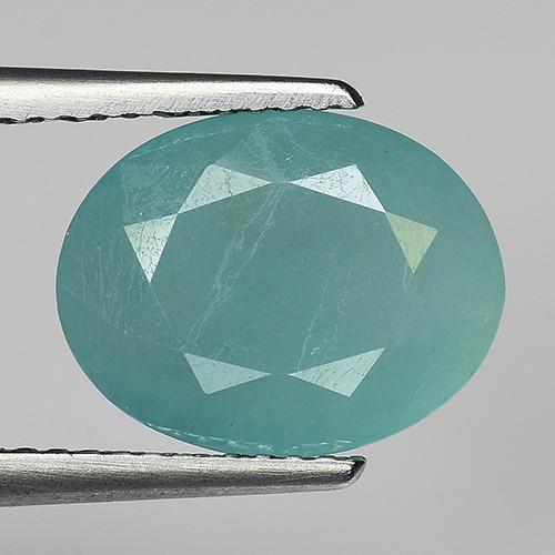 3.62 Ct World Rarest Grandidierite Top Luster Gemstone. GD 03