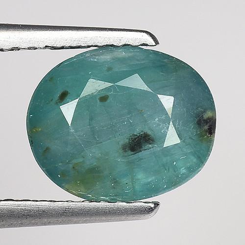 2.26 Ct World Rarest Grandidierite Top Luster Gemstone. GD 06
