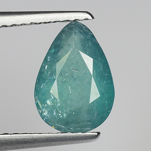 1.46 Ct World Rarest Grandidierite Top Luster Gemstone. GD 10