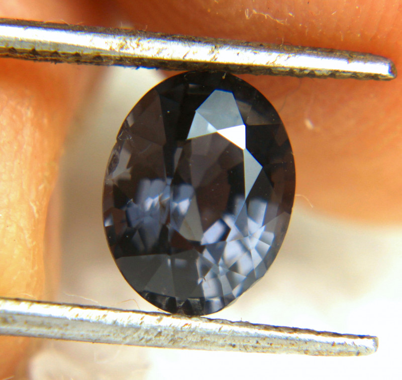 2.25 Carat Purplish Blue African VS Spinel - Gorgeous