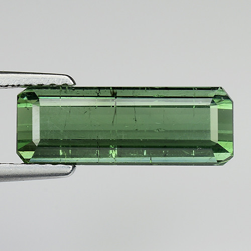 3.85 Ct Natural Tourmaline Good Quality Gemstone. TM 55