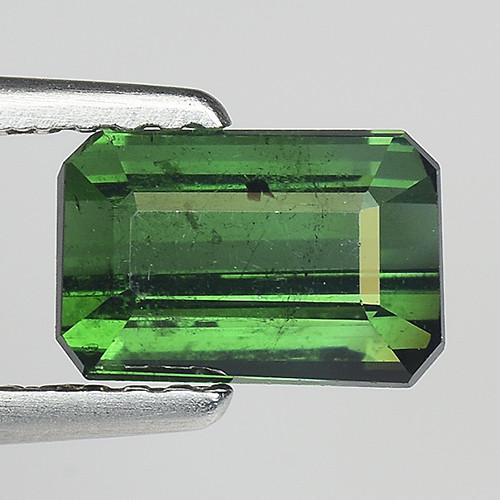 1.43 Ct Natural Tourmaline Good Quality Gemstone. TM 58