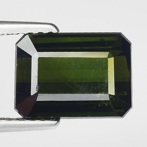 3.63 Ct Natural Tourmaline Good Quality Gemstone. TM 60