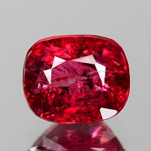 Untreated  Purple Pink Color Natural Spinel Gemstone