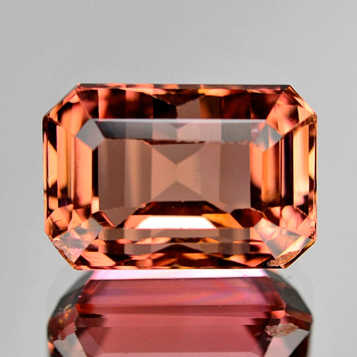4.67 Cts Unheated Fancy  Pink Natural Tourmaline Gemstone