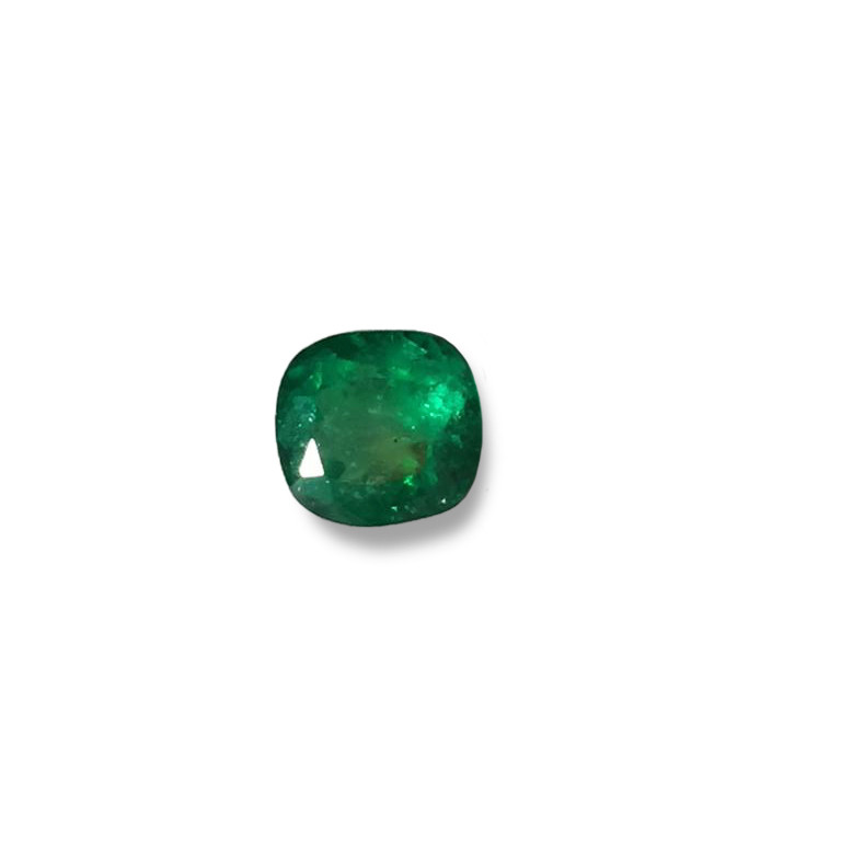 Green Show 3,98ct Colombian Emerald Ref 4/23