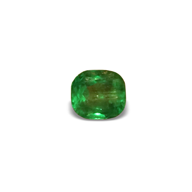 3,98ct Colombian Emerald Ref 31/76