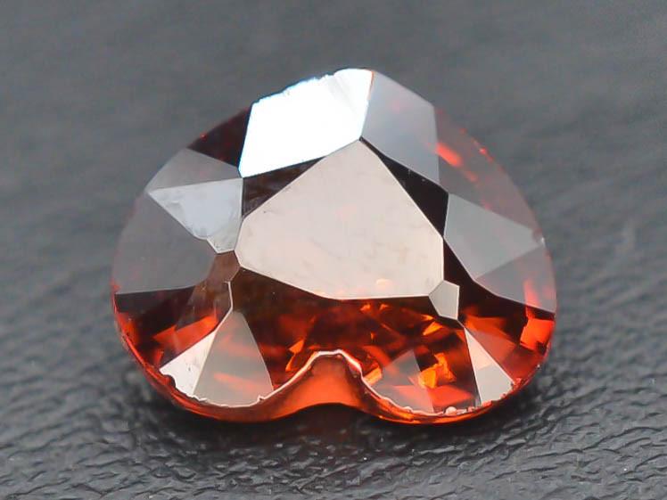 1.40 ct Natural Fanta Orange Color Spessartite Garnet