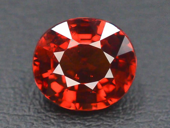 1.60 ct Natural Fanta Orange Color Spessartite Garnet